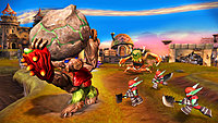 Skylanders Giants X360 Tree Rex in Junkyard Isles