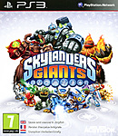 jaquette PlayStation 3 Skylanders Giants