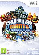 jaquette Wii Skylanders Giants