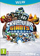 jaquette Wii U Skylanders Giants