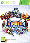 jaquette Xbox 360 Skylanders Giants