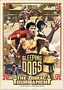 jaquette Xbox 360 Sleeping Dogs The Zodiac Tournament