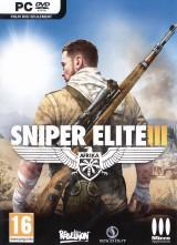 jaquette PC Sniper Elite III