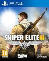 jaquette PlayStation 4 Sniper Elite III