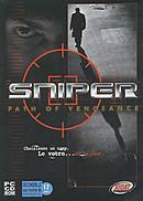 jaquette PC Sniper Path Of Vengeance