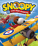jaquette Xbox Snoopy Vs The Red Baron