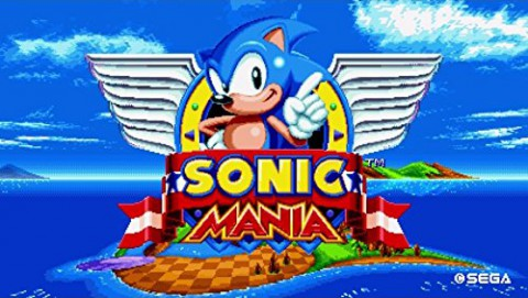 jaquette Xbox One Sonic Mania