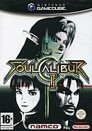 jaquette Gamecube SoulCalibur II