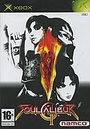 jaquette Xbox SoulCalibur II