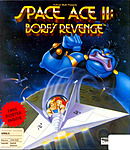 jaquette Amiga Space Ace II Borf s Revenge