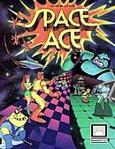 jaquette Amiga Space Ace