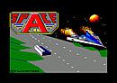 jaquette Amstrad CPC Space Ace