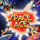 jaquette Mega CD Space Ace