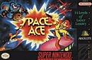 jaquette Super Nintendo Space Ace