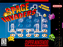 jaquette Super Nintendo Space Invaders
