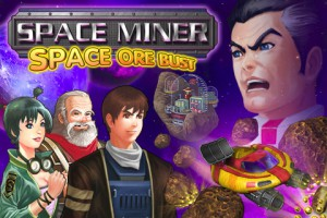 jaquette iOS Space Miner Space Ore Bust