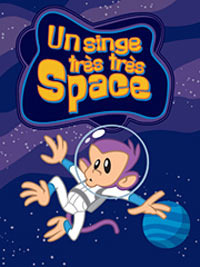 jaquette iOS Space Monkey