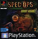 jaquette PlayStation 1 Spec Ops Covert Assault