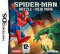 jaquette GBA Spider Man Bataille Pour New York
