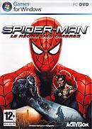 jaquette PC Spider Man Le Regne Des Ombres