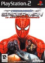 jaquette PlayStation 2 Spider Man Le Regne Des Ombres