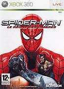 jaquette Xbox 360 Spider Man Le Regne Des Ombres