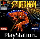 jaquette PlayStation 1 Spider Man