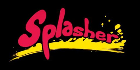 jaquette PC Splasher