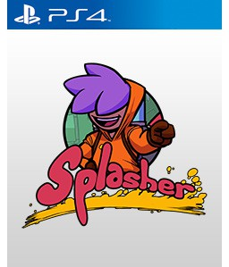 jaquette PlayStation 4 Splasher