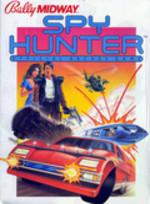 jaquette Atari 2600 VCS Spy Hunter