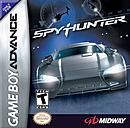 jaquette GBA Spy Hunter