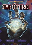 jaquette Megadrive Star Control