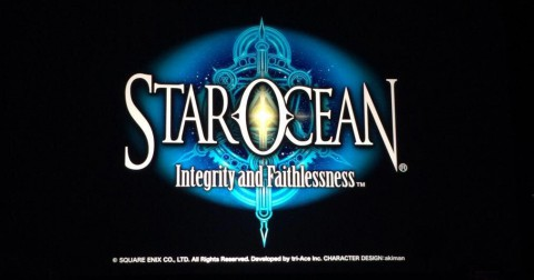 jaquette PlayStation 4 Star Ocean 5 Integrity And Faithlessness