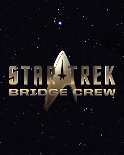 jaquette PlayStation 4 Star Trek Bridge Crew