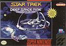 jaquette Super Nintendo Star Trek Deep Space Nine Crossroads Of Time