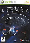 jaquette Xbox 360 Star Trek Legacy