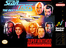 jaquette Super Nintendo Star Trek The Next Generation Echoes From The Past