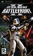 jaquette PSP Star Wars Battlefront II