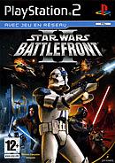 jaquette PlayStation 2 Star Wars Battlefront II