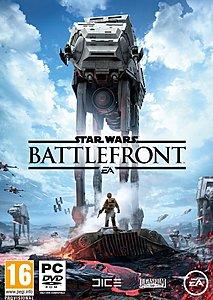 jaquette PC Star Wars Battlefront