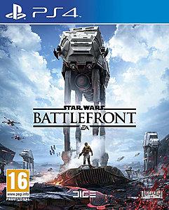 jaquette PlayStation 4 Star Wars Battlefront