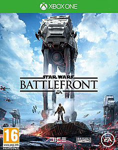 jaquette Xbox One Star Wars Battlefront