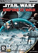 jaquette Mac Star Wars Empire At War