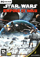 jaquette PC Star Wars Empire At War