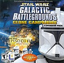 Star Wars : Galactic Battlegrounds : Clone Campaigns