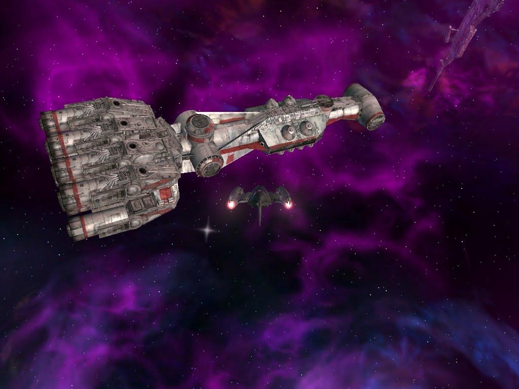 22 Capture d'écran de Star Wars Galaxies : Jump to Lightspeed