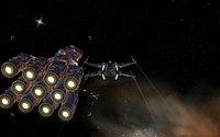 Star Wars Galaxies Jump to lightspeed Corvette 3