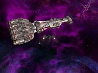 Star Wars Galaxies Jump to lightspeed Corvette 4