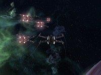 Star Wars Galaxies Jump to lightspeed Xwing 2