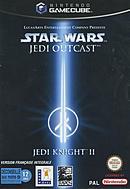 jaquette Gamecube Star Wars Jedi Knight II Jedi Outcast